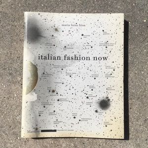 Other - Italian Fashion Now book!